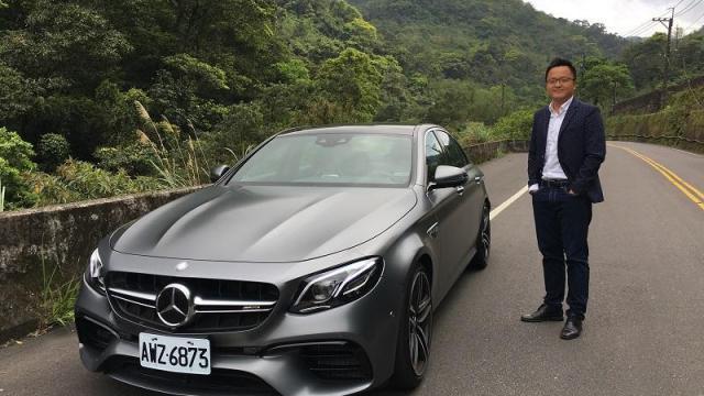 【車評】最速四門轎跑!?『Mercedes-AMG E63 4Matic+』