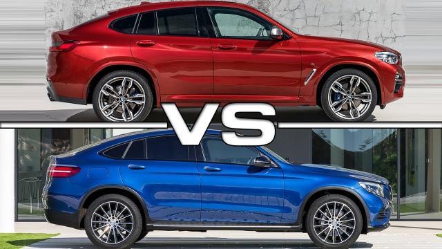 【捉對比較】德系跑旅爭霸戰!「GLC coupe」vs「BMW X4」|小七車觀點 X DigiMobee移動生活網