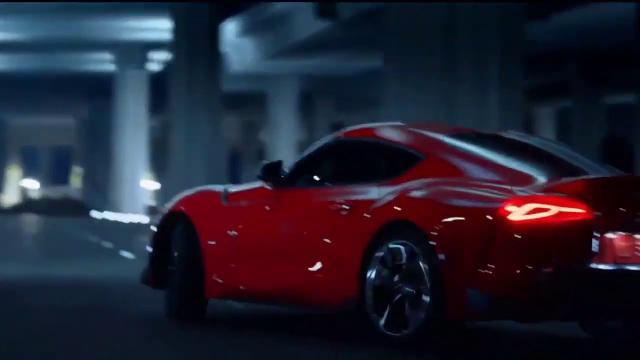 終於等到這天,Toyota Supra 實車揭秘!