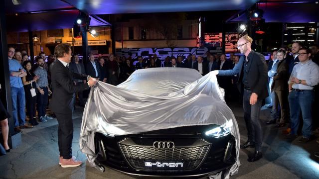 【鋼鐵人新坐騎】漫威御用奧迪 e-tron GT Concept 綜效馬力可輸出590hp!