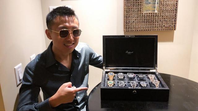 【手錶收藏】看看億萬富翁的入場券!