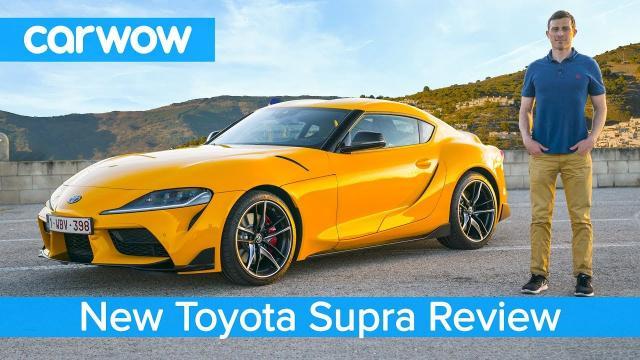 【深入試駕車評】豐田Supra 2020 - 骨子裡終究是寶馬,你接受嗎?