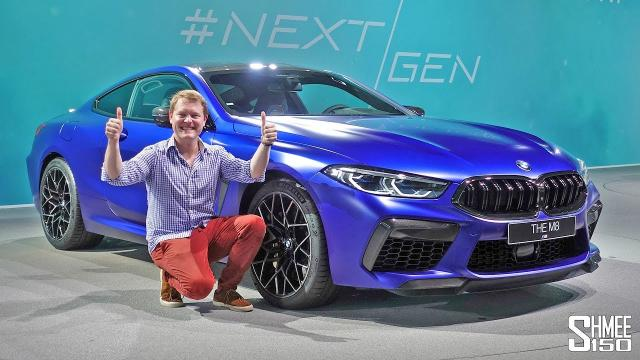 【推薦車評】全新高性能版本 BMW M8 Competition!(中文解譯)
