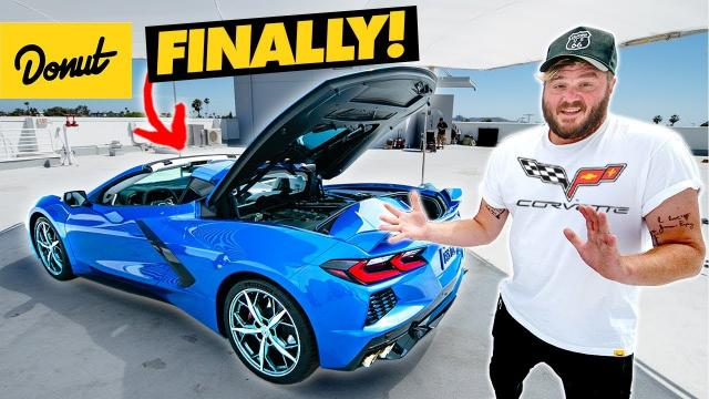 【車評】雪佛蘭不到3秒破百!「2020 Chevrolet C8」不到6萬美元的平民超跑!