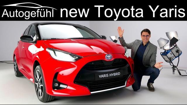 不再是小鴨,而是『神鴨』!大改款 TOYOTA Yaris加上TNGA、全速域跟車、車道維持、首配四驅!