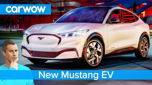全新福特野馬 EV 2020 - 美式肌肉車的進化