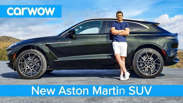 【車評】Aston Martin 首款休旅 DBX,帶給你全面性的外觀及內裝評比!