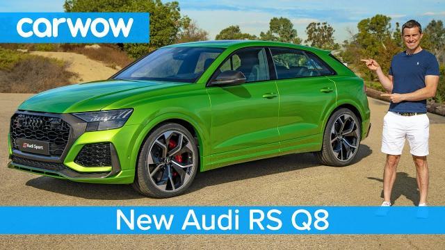 全新奧迪RS Q8-難道比Urus更優嗎?