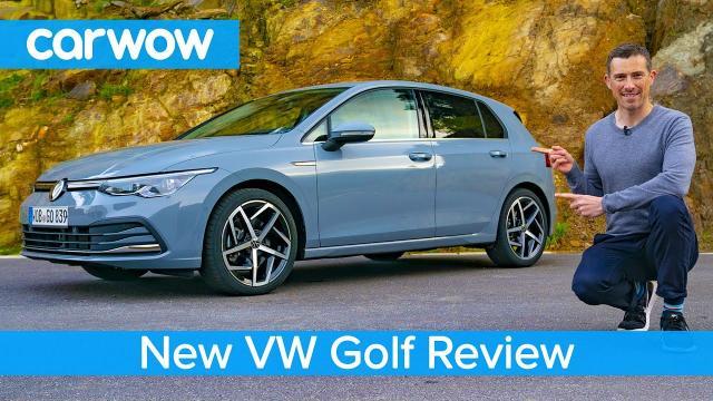 2020大眾Golf的終極測評:關於新MK8的全部真相!
