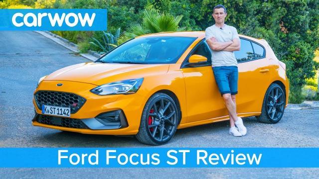 全新2020福特Focus ST 道路測評