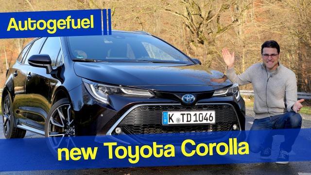 2020全新豐田Corolla Touring Sport