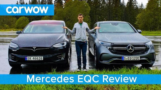 Mercedes EQC 2020車評 - 它會是特斯拉Model X強大的對手嗎!!