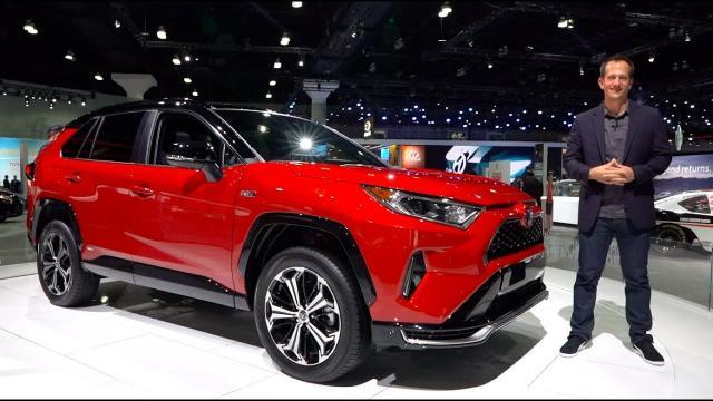 2021 Toyota Rav4 是可以買的最強大的插入式油電車型嗎?