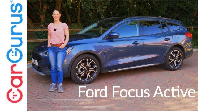福特 Focus Active -它有比跨界休旅車還更好嗎?