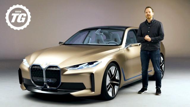 【2020日內瓦主題】BMW I4來啦~實車搶先看!!(含中文整理資訊)