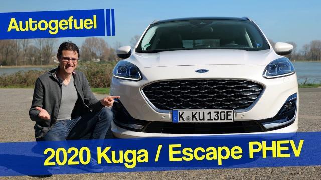 2020全新Ford Kuga PHEV --新世代