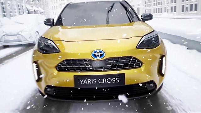 2021全新Toyota Yaris Cross --- Nissan Juke的新對手