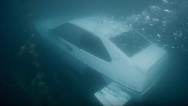【試駕】史上第一輛潛水汽車|致敬英國007特務龐德