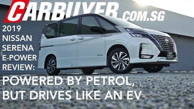 日產的 E - Power 新動能!跟Hybrid一樣省油,扭矩卻大一級