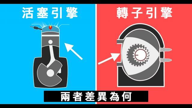 【汽車知識】「活塞引擎」和「轉子引擎」之間的差異為何?(TL;DR懶人包整理)