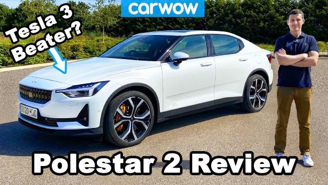 全新Polestar 2 EV車評|它有什麼能打敗特斯拉3的地方?