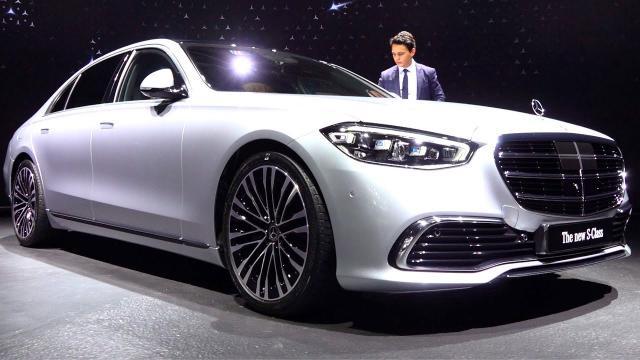 【黑科技介紹】2021年全新賓士S Class車評來了!內裝與外觀|中文解譯