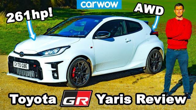 【車評】Toyota GR Yaris拉力小鴨來啦!來看看為什麼我考慮想買一台吧|中文解譯