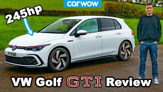 【車評】中文解譯 2021年的八代 Golf GTI 來了!除了更省油,它有比7.5代還要好嗎?五個缺點與優點,該不該買?