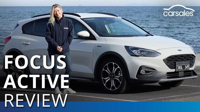 【外媒車評】2020年Ford Focus Active三個月使用心得|中文解譯
