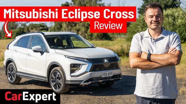 【車評】三菱「日蝕」Mitsubishi Eclipse Cross!2021 它有什麼改變呢?|中文解譯