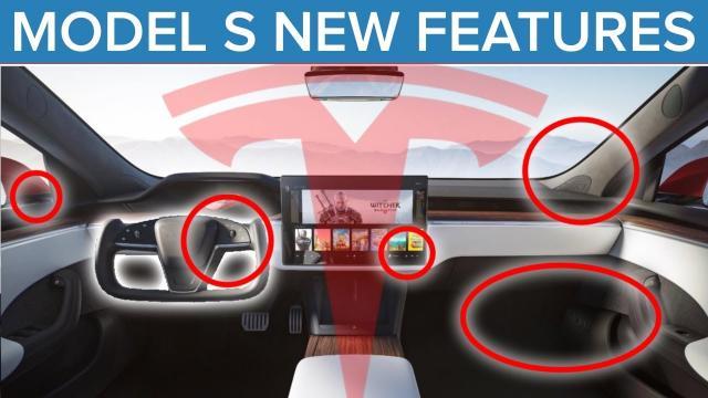 【升級重點整理】15個 Tesla Model S 的新功能! 含中文解譯