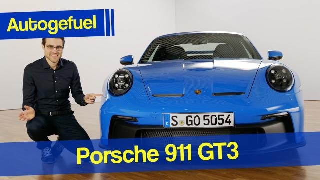 【車評】2021年全新保時捷911 992 GT3來了!!含點火聲浪|中文解譯