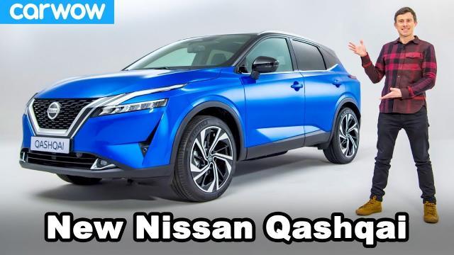 【車評】2021三代 Qashqai來了!台灣日產的未來動力趨勢 e-Power 系統|中文解譯