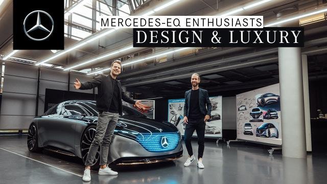 【官方影片】如何製造一台電動車呢?Mercedes EQS 預先展示|中文解譯車評