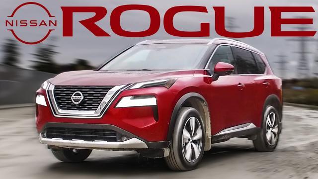 【車評與輕度越野】2021年全新 Nissan Rogue/X-Trail 旗艦四驅版,開起來比預期的還讚!|中文解譯