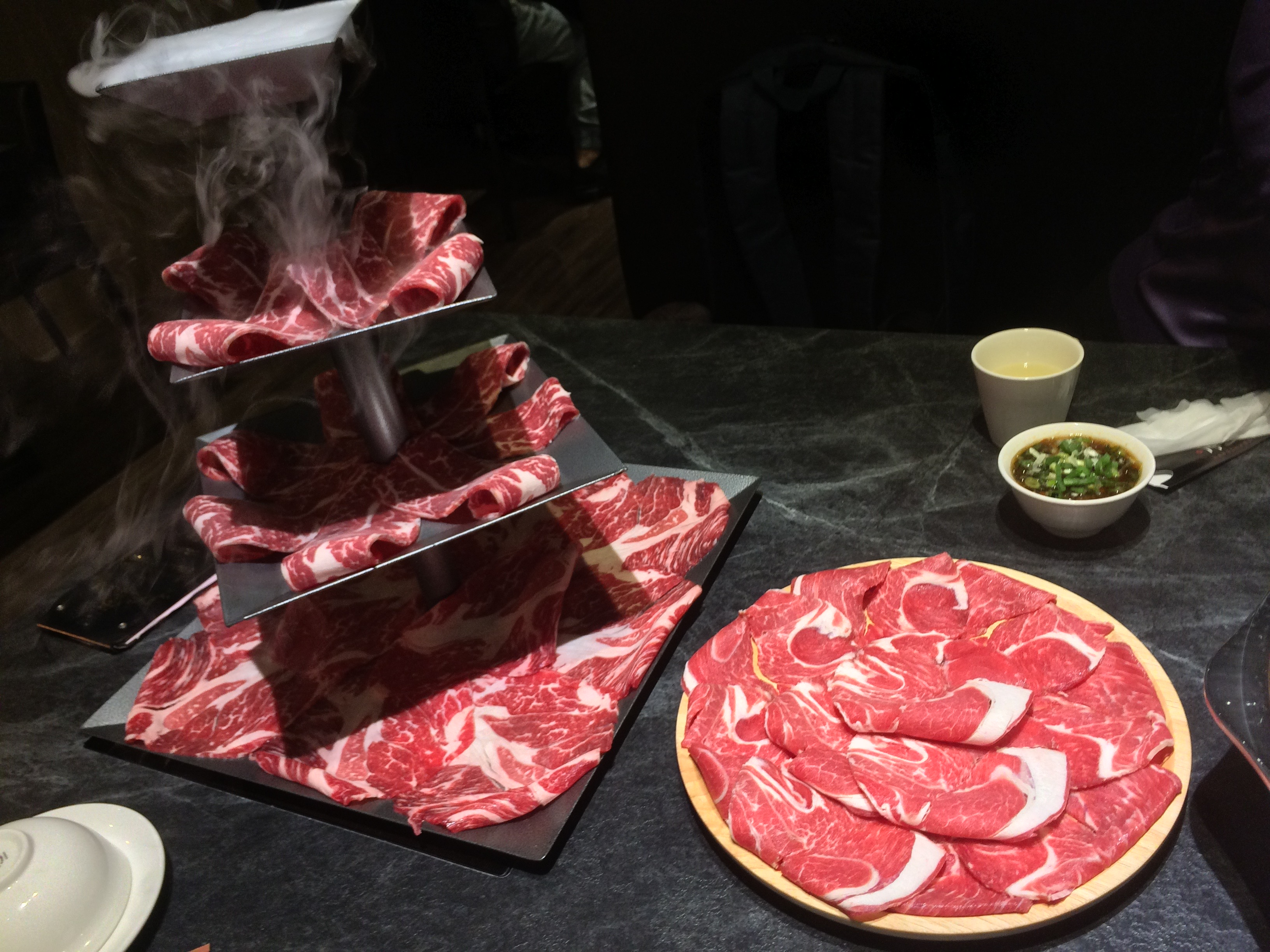 [ 科科食記 ] 捌圓堂 和牛龍蝦帝王蟹鍋物專賣店(天母新光店)