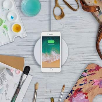 【3C潮流】iPhone電力後盾!BELKIN推出BOOST↑UP 無線充電器