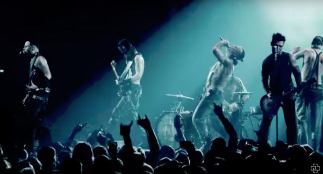 紅遍歐洲的德國工業金屬天團Rammstein精選集