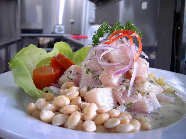 秘魯國民料理 Ceviche 檸檬醃生魚- 超簡單做法讓你清爽一夏!