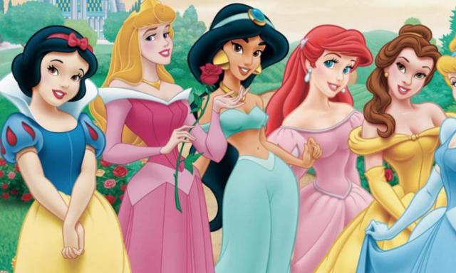 迪士尼公主們的經典好歌