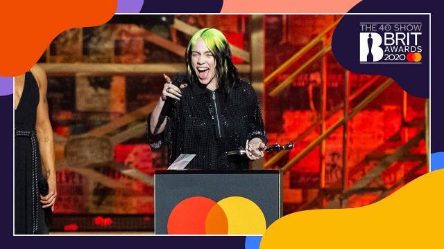 2020 全英音樂獎開獎!眾星現場精彩演唱片段精華