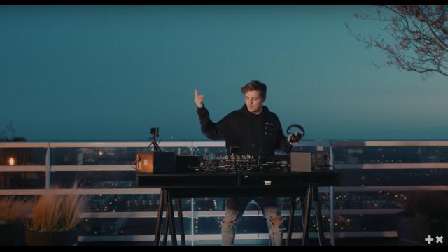 Martin Garrix 豪宅頂樓電音趴,向世界傳遞振奮能量!