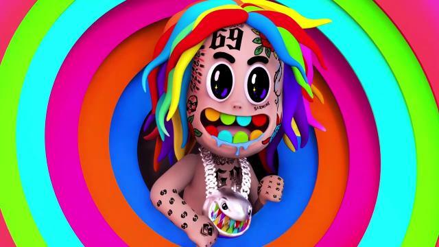 6ix9ine 出輯《TattleTales》紐時受訪發狂語:「我是做這行的天才!」
