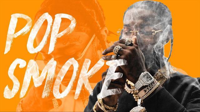 Pop Smoke:迅速爬上產業頂端、卻意外殞落的饒舌新星