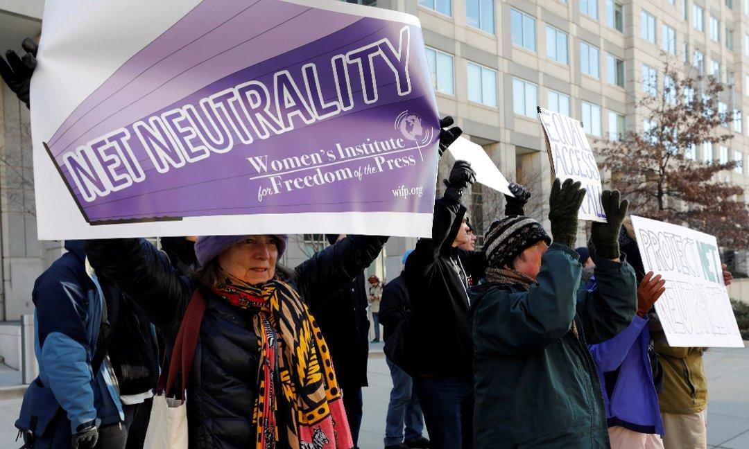 『圖話國際』川普廢除「網路中立」,為何鄉民會激憤,到底什麼是網路中立?