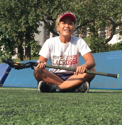 女子袋棍球 (棍網球)基本技巧
