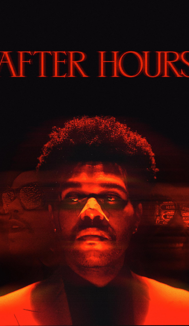 The Weeknd《After Hours》煙霧瀰漫的午夜